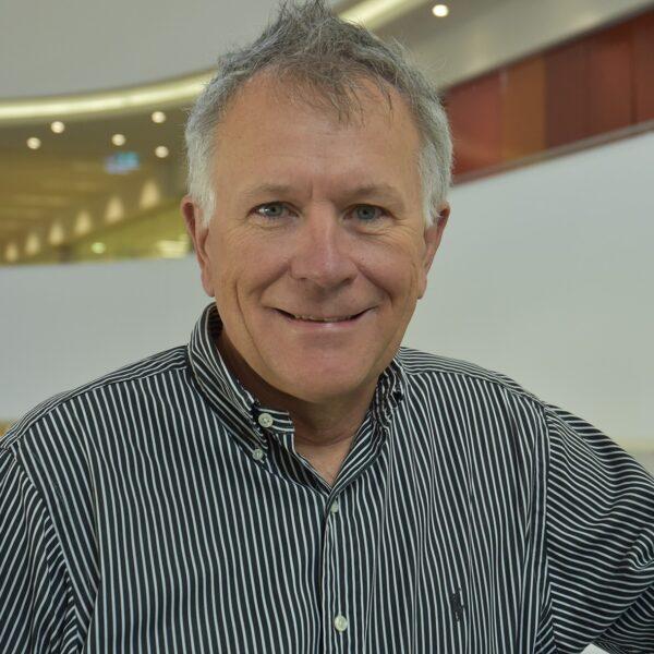 Professor David James